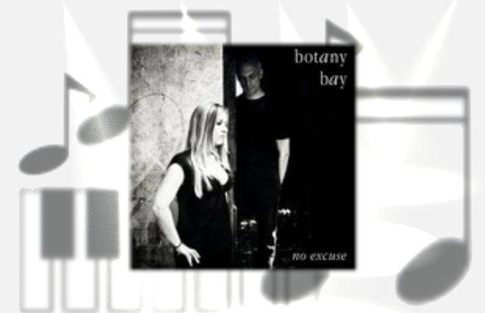Albumcover No Excuse von Botany Bay